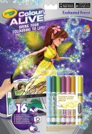 Crayola Colour Alive - Enchanted Forest
